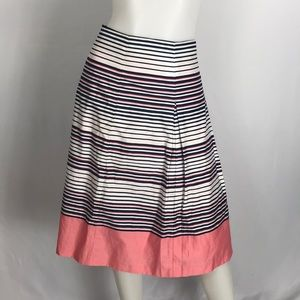 Charter Club Striped Skirt